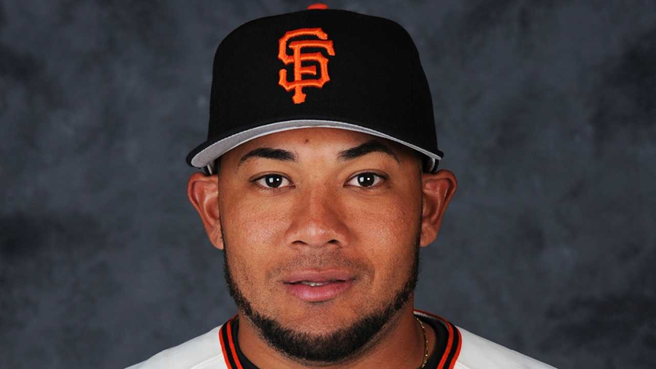 San Francisco Giant Melky Cabrera
