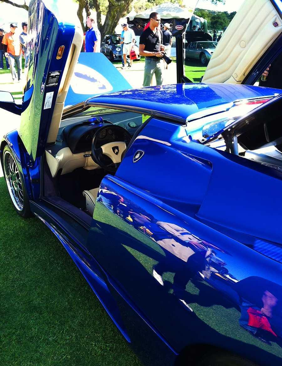 Monterey Auto Week 2012