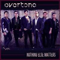 Valentino Ponsonby is seen third from the right with fellow Overtone singers.