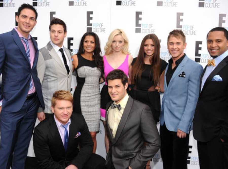 """Ponsonby, 26, of Pebble Beach, became a celebrity for the first time this year because of a reality show called """"Mrs. Eastwood & Company."""" The E! network show focuses on Dina Eastwood, Clint Eastwood's two teenage daughters, and Overtone's journey to make it big."""
