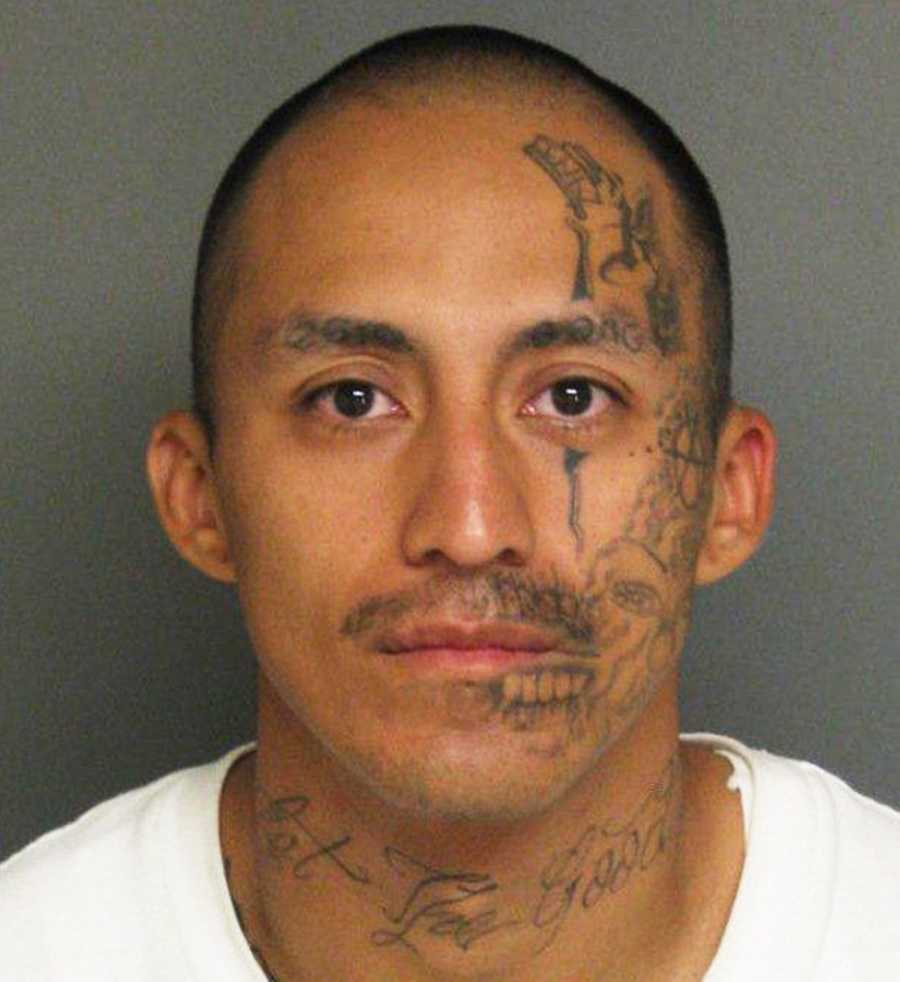 Martin Olmos, 30, of King City, challenged Monterey County Sheriff's deputies to a fight and resisted arrest just before midnight on Aug. 27, deputies said.