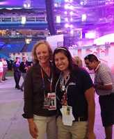 North Monterey County High School graduate Priscilla Mora, 17, is serving as delegate at the Republican National Convention in Florida. Here are photographs she snapped of her experience so far!In this photo, she smiles with the CEO of HP, Meg Whitman.
