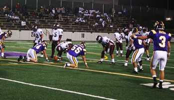 Salinas High defeated Piedmont Hills, 59-34. (Aug. 30, 2012)
