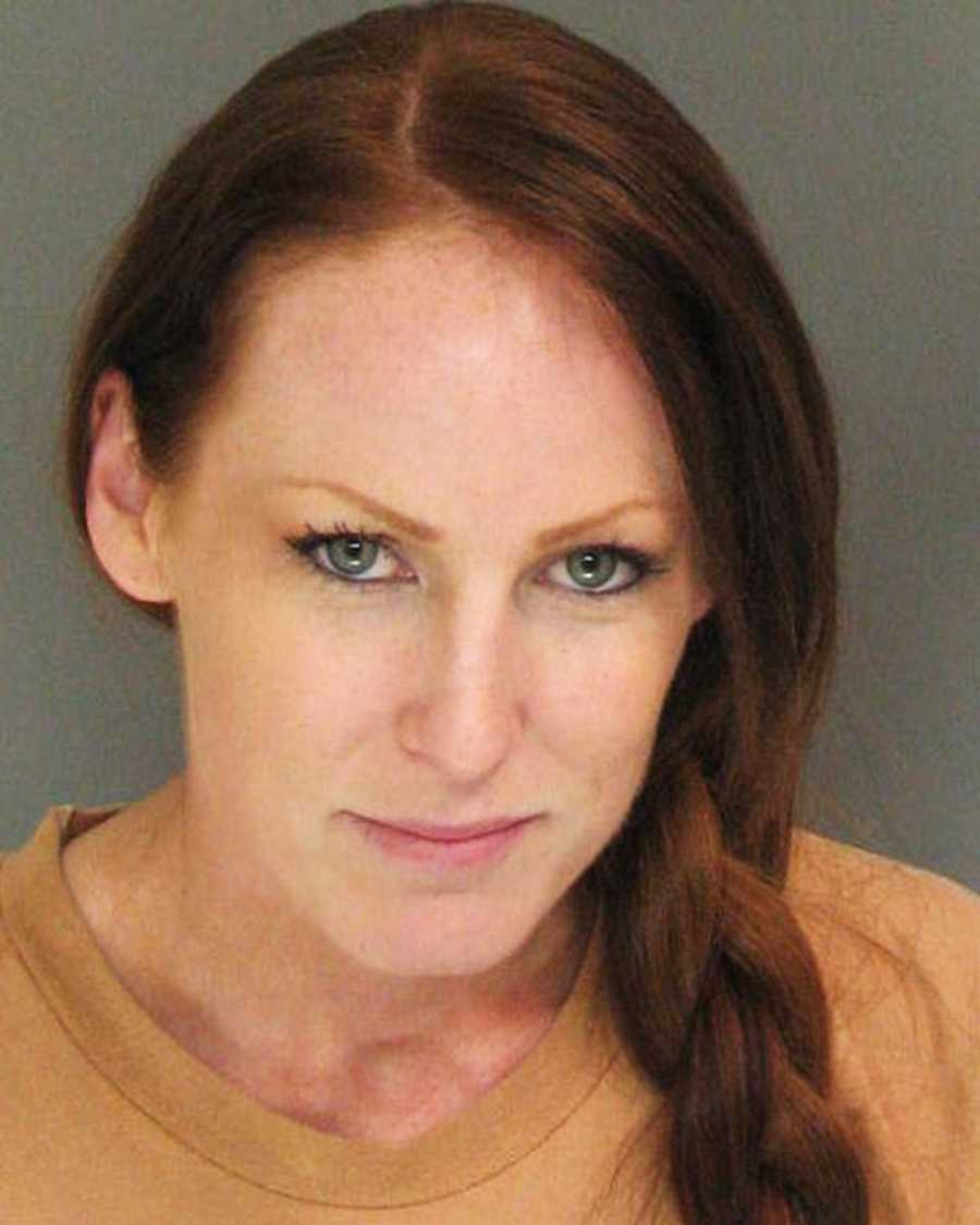 Erin Boetzer, 26, of Scotts Valley, intentionally rammed her vehicle into a sheriff detective's patrol car andtotaledthe car on Aug. 31.She was arrested on charges of assault with a deadly weapon, felony evading, andresisting arrest with injuries to an officer, identity theft, mail theft and possession ofnarcotics for sale.