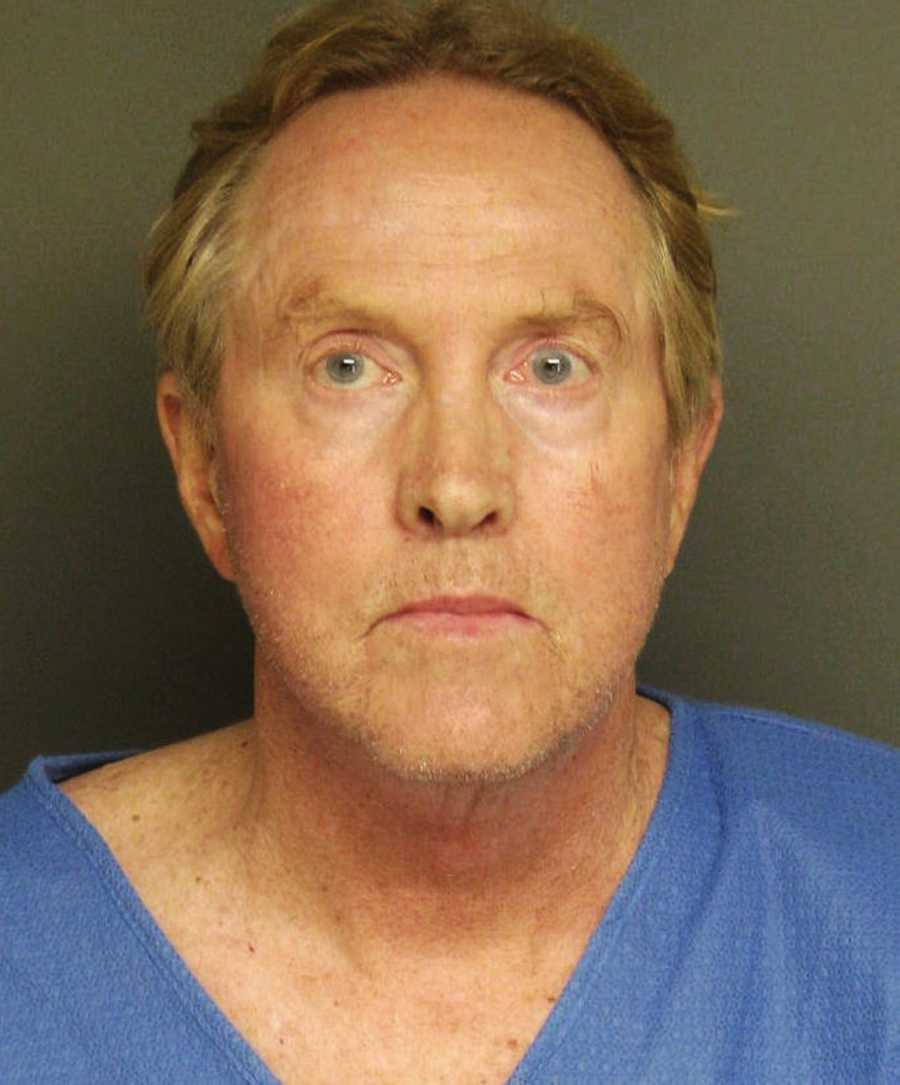 Lawrence Robert Jones, 69, is accused of murdering his estranged wife, 29-year-old Norife Herrera Jones, in Monterey.