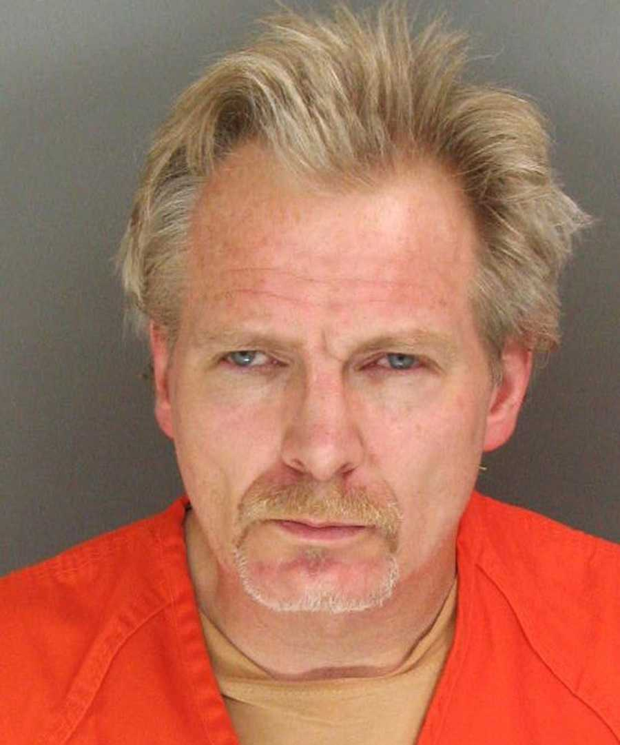 Colin Sean Tisdale, 49, is a prime suspect for the murder ofJeffrey Smith in Soquel. Smith was shot to death outside his home on the 300 block of Nicasio Way in the hills above Soquel on Aug. 16.