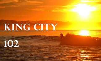 King City hit 102 degrees at 3 p.m.