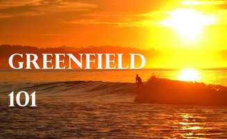 Greenfield hit 101 degrees at 3 p.m.