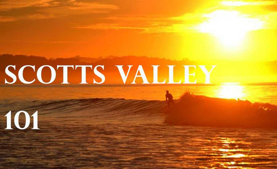 Scotts Valley hit 101 degrees at 3 p.m.