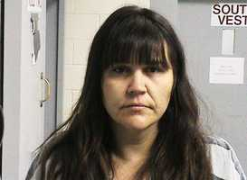 """Marcy Keelin, 38, of Morgan Hill, was arrested after she took her 10-year-old daughter to Safeway on Tennant Station Way and filled a shopping cart full of groceries, including beer, worth $150 on Sept. 19.Keelin then walked out of Safeway, got into her car, and pulled up near the grocery store's entrance, police said.""""Keelin told her daughter to wait near the exit doors until she drove up with the vehicle,"""" Sgt. Troy Hoefling said.But before the girl could make a dash with the grocery cart for the exit, Safeway employees stopped the 10-year-old and detained her, Hoefling said. Keelin sped away in the car, leaving her young daughter behind, Hoefling said."""