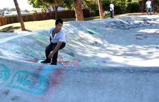 Derby Park is one of the oldest skateboarding parks in the U.S. and is located on Santa Cruz's Westside.