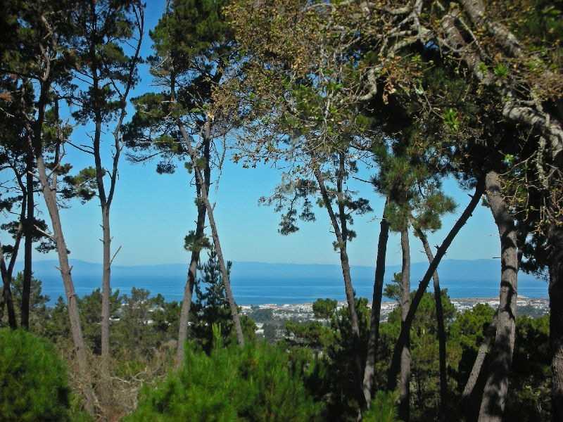 The house's address is 24319 Monterra Woods Road, Monterey, Calif.93940.