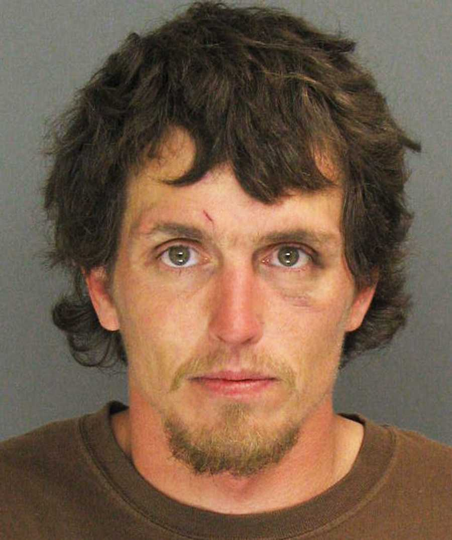 Kenneth Cook, 36, of Los Gatos, was arrested by Santa Cruz County Sheriff's deputies on Oct. 4 at 9:30 a.m. for being under the influence of narcotics and possessing a sawed off shotgun and rifle, Sgt. Steve Carney said.