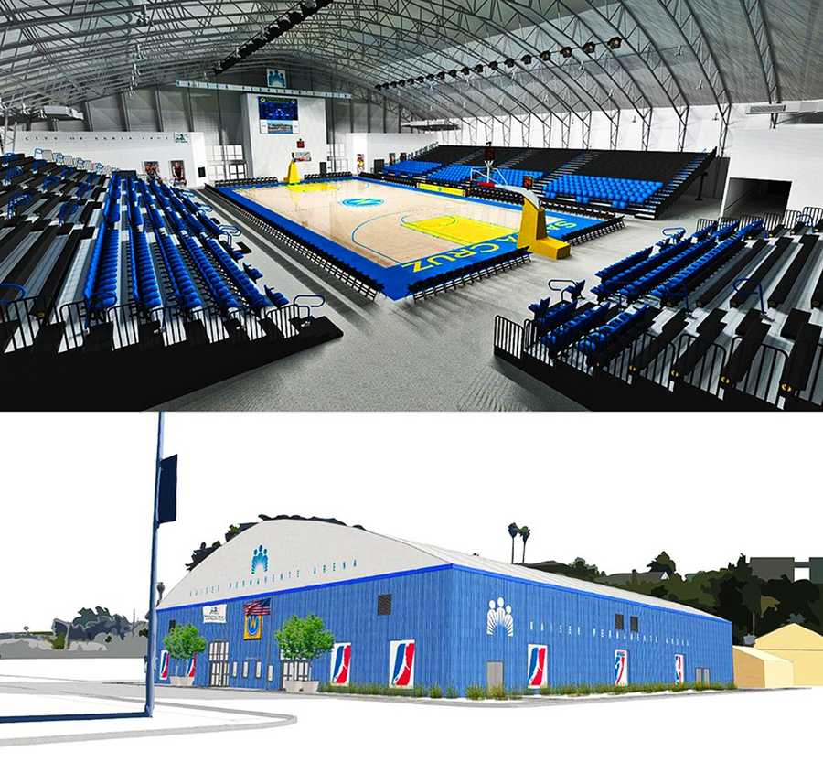 SEPTEMBER 13, 2012On Sept. 13, the Santa Cruz City Council voted 6-0 in favor of building a 33,000-square-foot basketball arena on Front Street. The council also approved a financial plan for the $5.4 million project during their marathon-like meeting, which went past midnight.