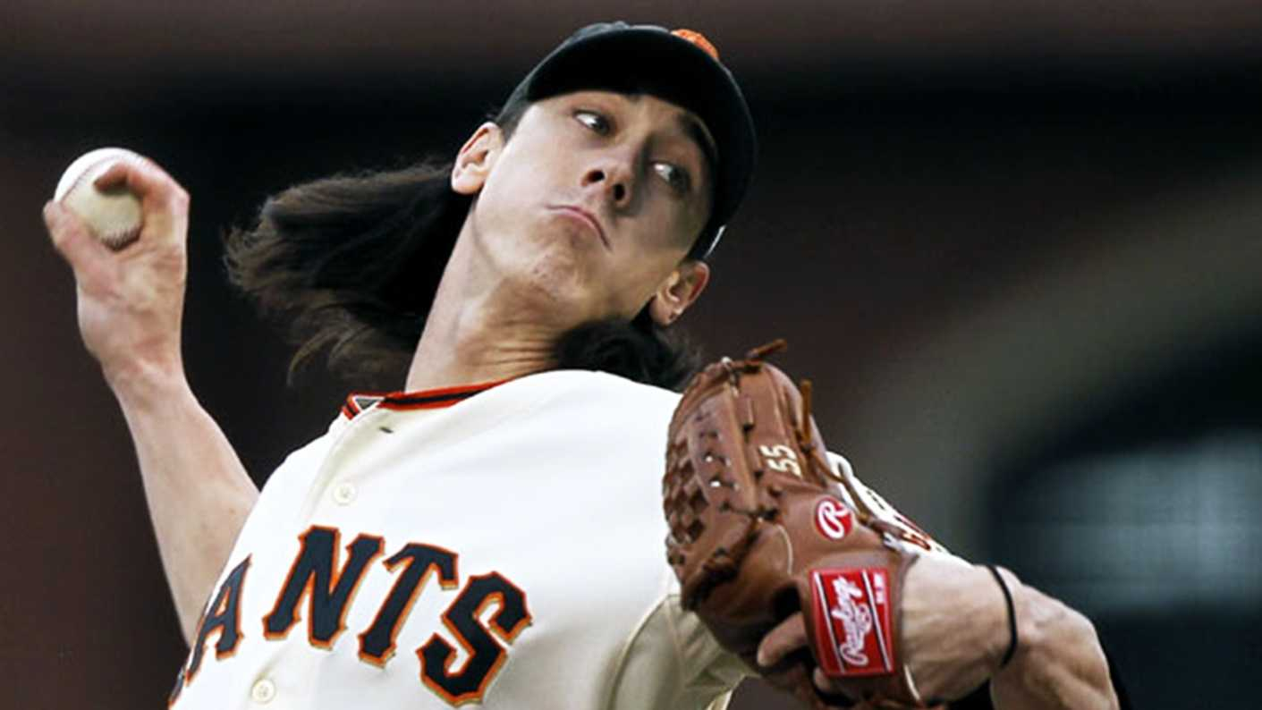 Timmy Lincecum SF Giants