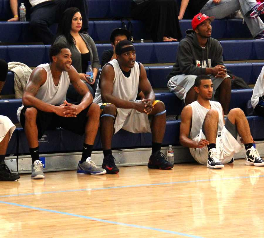 Of the 68 basketball players who tried out for the team on Sunday, 30 were from the Central Coast.