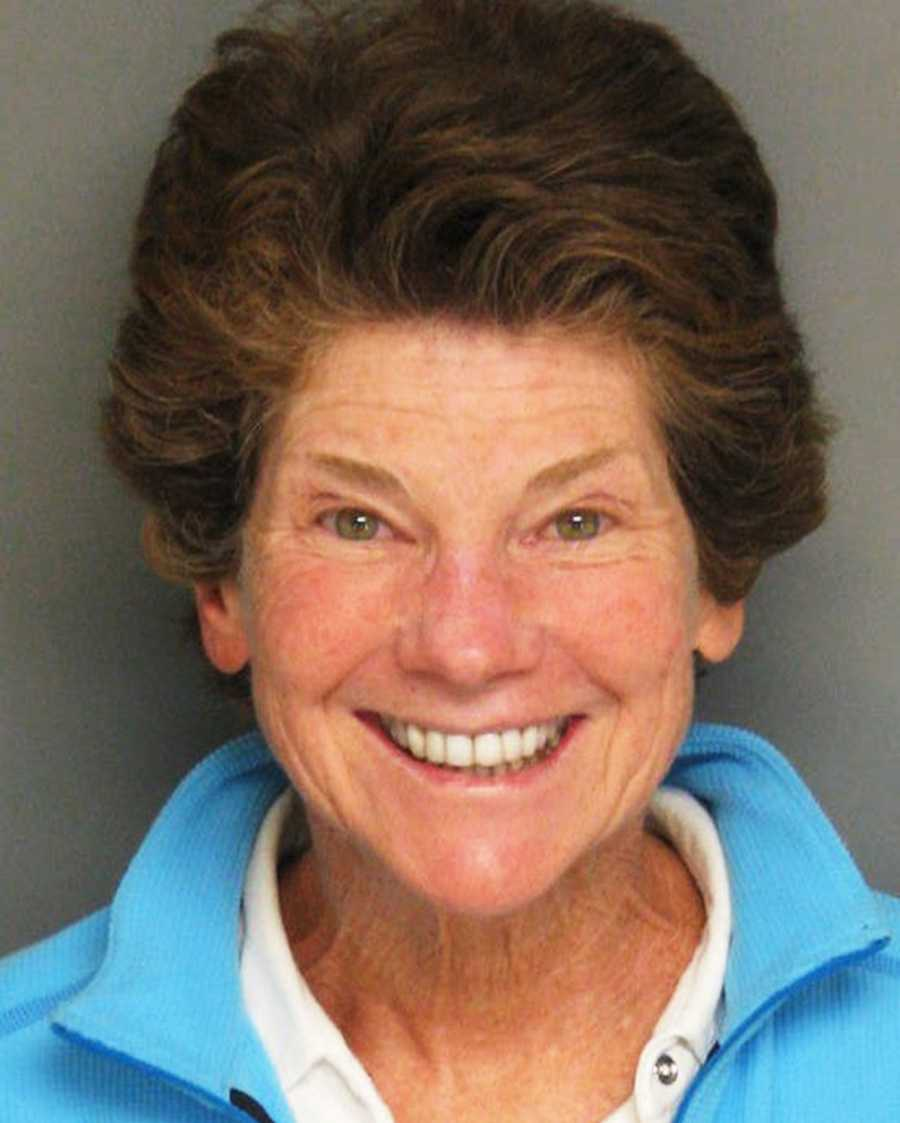 Josephine Maria Bunn, 61, of Pacific Grove, was arrested on Oct. 9 and charged with abusing her 94-year-old mother and resisting arrest.