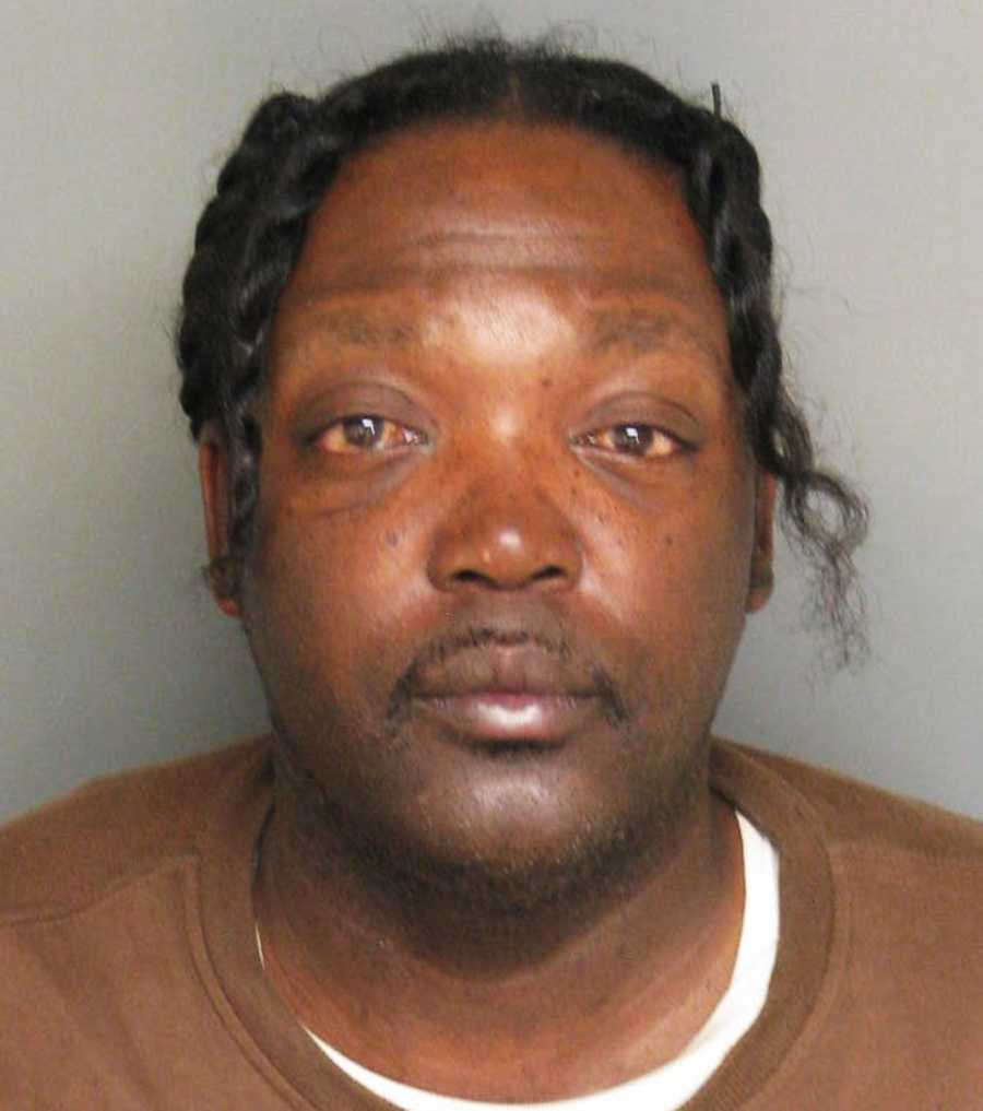 Maurice Flowers, 41, of Salinas, was arrested on Oct. 15 on suspicion of check fraud,possessingstolen property, and burglary.