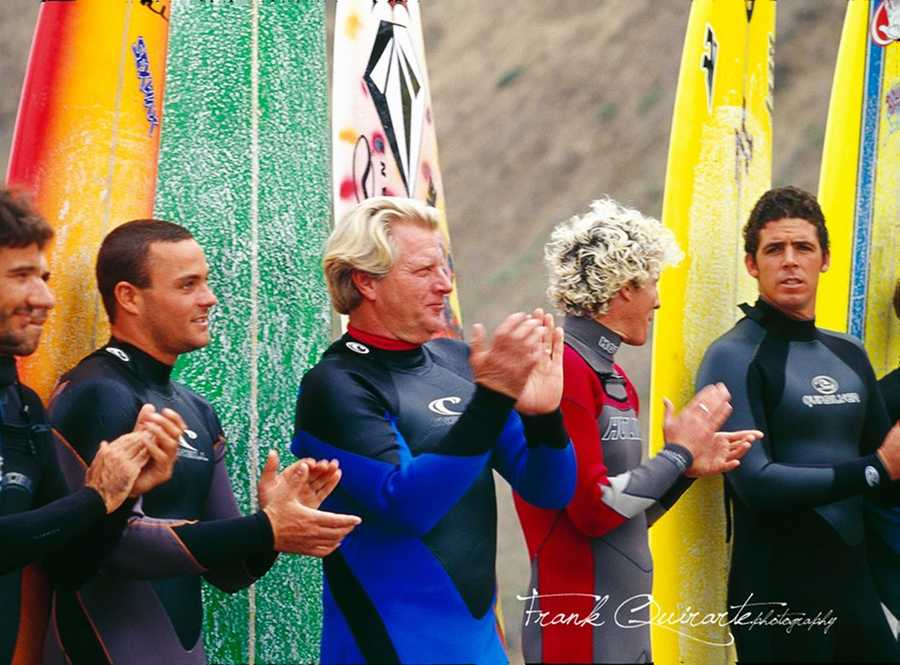 Jay Moriarity, left, was a legendary Santa Cruz surfer who lived from June 16, 1978- June 15, 2001. He died one day before his 23rd birthday in a tragic free-diving accident off the coast of the Maldives.