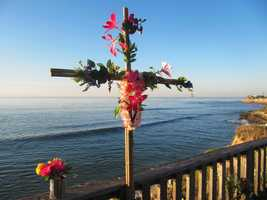 When Jay died at the age of 22 in 2001, hundreds of local surfers, friends and family members paddled out at Pleasure Point in Santa Cruz to mourn and celebrate his inspiring life.