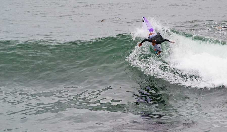 This year's Coldwater Classic brought the world's greatest surfers to Santa Cruz because, unlike past years, the event is part of the 2012 ASP World Championship Tour.
