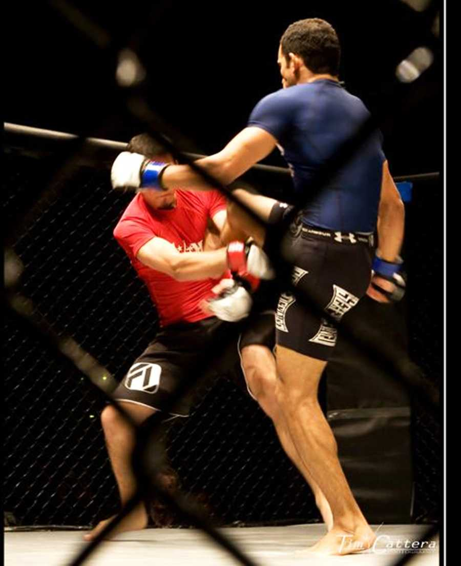 """Mixed Martial Arts, oftenreferredto as """"MMA,"""" has grown quickly in popularity over the last few years."""