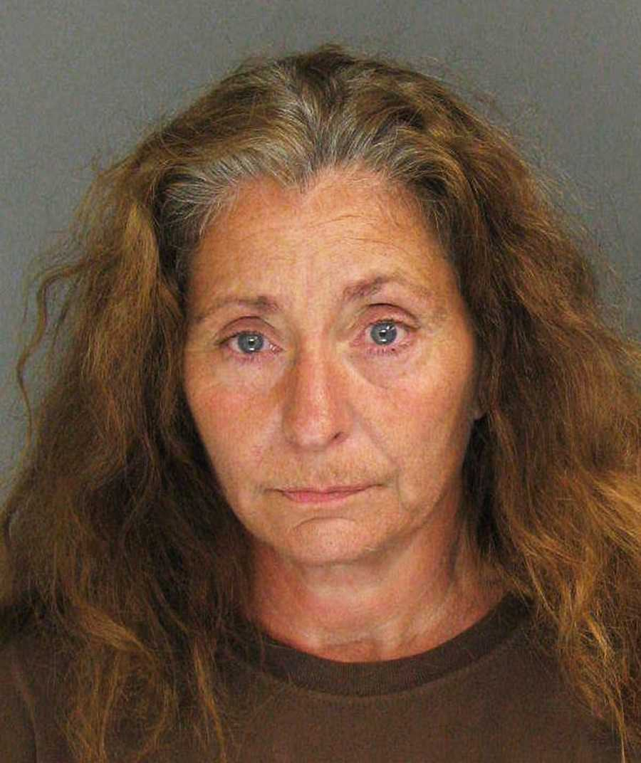 Tamara Scanlon, 49, of Watsonville, is wanted by the Santa Cruz County Sheriff's Office after she was convicted of forgery, identity theft, and giving a false name to a peace officer.