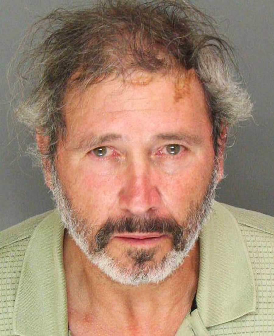 Thomas Gainsborough, 62, of Santa Cruz, is wanted for violating a domestic violence restraining order against him and possessing a controlled substance.