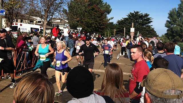 Big Sur Half Marathon 20