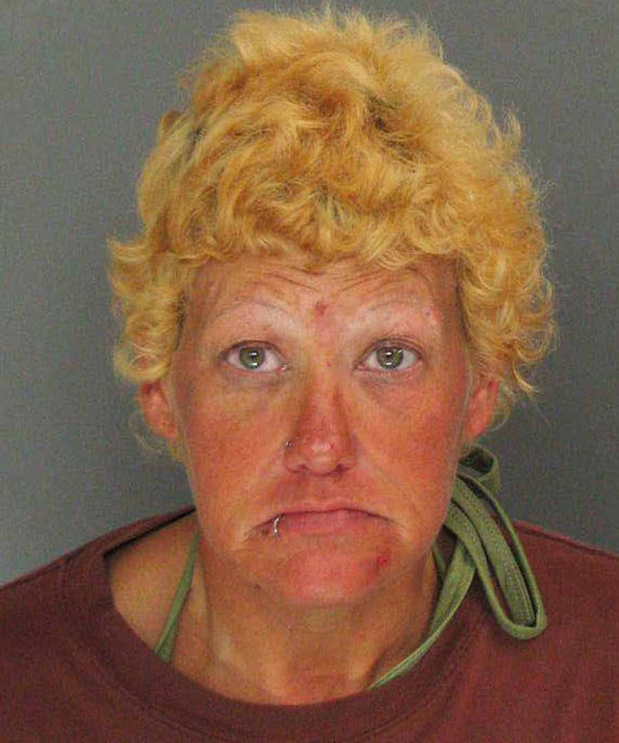 Christina Lynn Whitehead, 43, of Santa Cruz, is wanted by the Santa Cruz County Sheriff's Office on drug and theft charges.