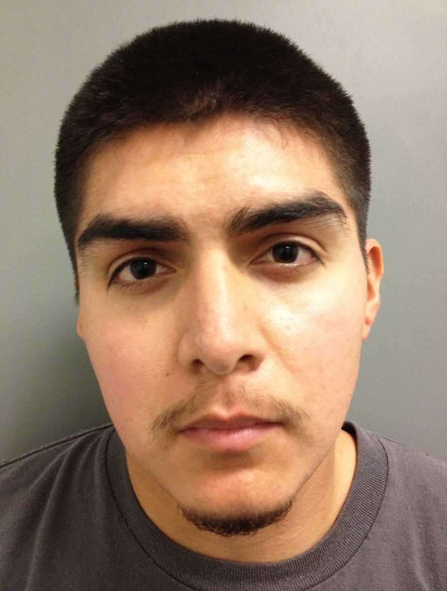 Jorge Angel Rodriguez, 19, of Soledad, was arrested on Nov. 21 and is accused of murdering a husband and wife outside a grocery store on Sept. 26.Maria Del Refugio Monroy, 55, and her husband, Silverio Perez Selendon, 58, were shot to death. Their 19-year-old son was transported to a local hospital and survived after undergoing surgery.