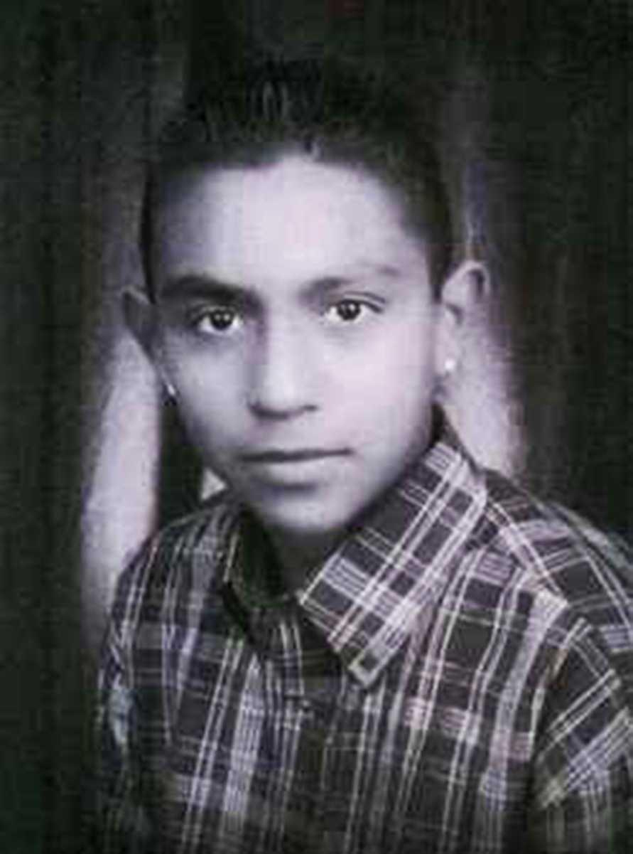 March 25, 2012: Ignacio Manuel Reyes, 15, of Salinas: shot at 914 Acosta Plaza. Reyes was an Everett Alvarez High School student.