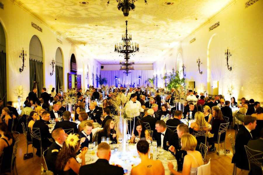"On Dec. 1, the foundation is holding its annual Grand Winter Ball, which costs $250 to attend and is described as ""the premier holiday event on the Monterey Peninsula."" All proceeds raised from the Grand Winter Ball support the Naval Postgraduate School Foundation."