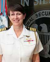 Jan Tighe will serve as interim president of the Naval Postgraduate School. Tighe began her new role as NPS' top leader on Nov. 28, 2012.
