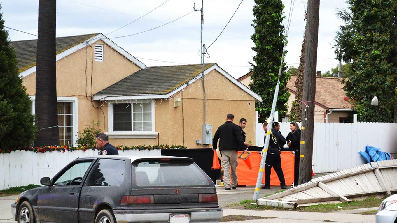 Eduardo Huazo Hernandez, 22, was shot to death on Rider Avenue in Salinas. (Nov. 29, 2012)