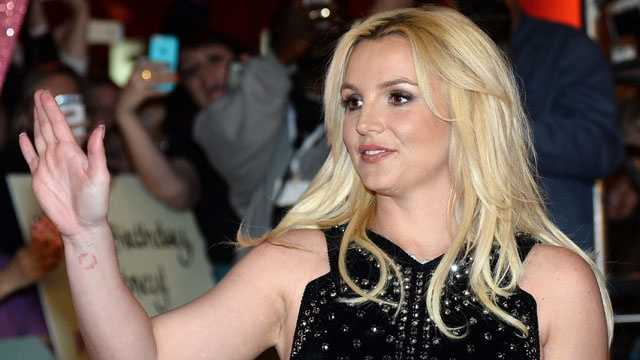 highest-paid musicians - Britney Spears