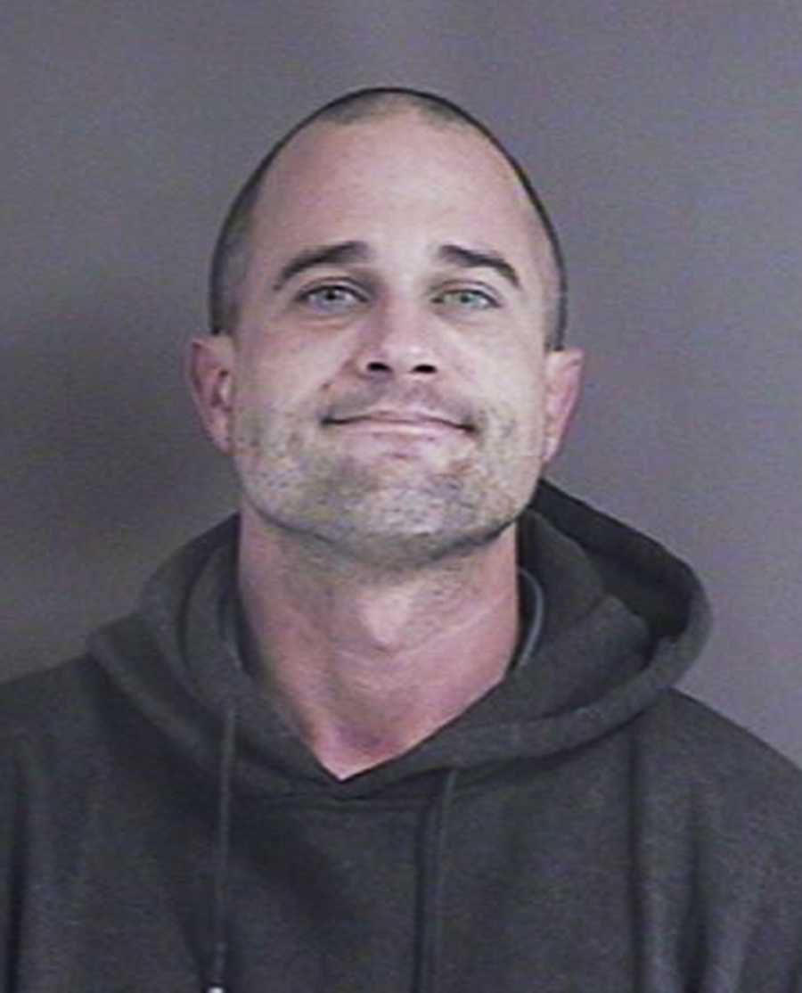 Eugene Frankovic, 33, of Hollister, was arrested on Dec. 12 on suspicion of igniting two cars on fire.Firefighters were alerted by a 911 caller that a blaze was spreading from cars towards a house on the 600 block of A Street. Frankovic was arrested a few hours after the fire and booked into the San Benito County Jail on arson charges.