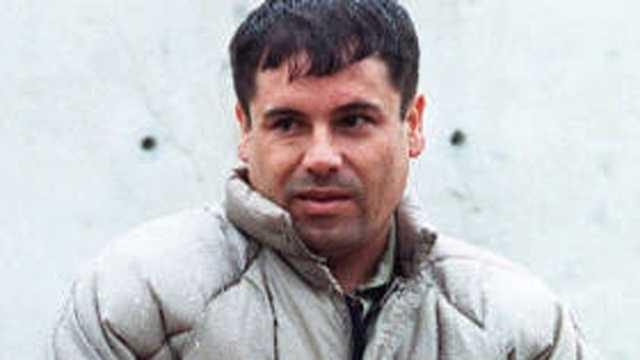 Joaquin El Chapo Guzman Mexico alleged drug lord