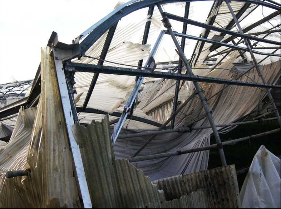 A rare tornado touched down in Watsonville during a storm on Dec. 22, NOAA and National Weather Service officials said.