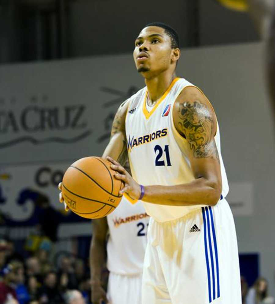 The Santa Cruz Warriors won their second home game on the season 113-101 on Dec. 27 by defeating the Springfield Armor.
