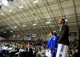 Jan. 1, 2013 Game:The Santa Cruz Warriors' overall record this season is 10-2. Their next game is on the road against the Fort Wayne Mad Ants at 4 p.m. Thursday.Read the story here