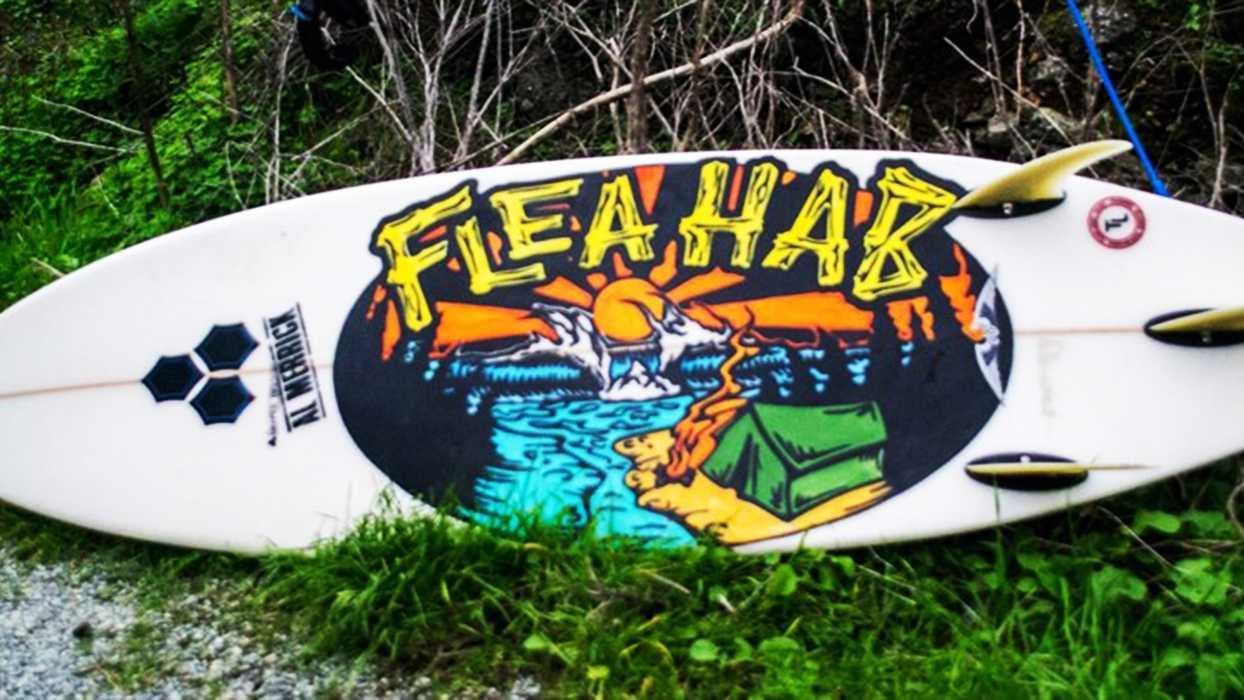 FleaHab