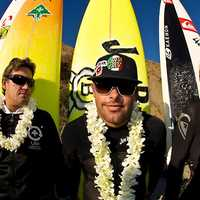 """ANTHONY TASHNICKA legend at 16, when he stepped up to ride what many called the """"wave of the winter"""" at Maverick's in 2001, Anthony Tashnick is now a mainstay in the world of big-wave riding. The latest in a long line of chargers from the West Side of Santa Cruz, Tashnick won the 2005 Maverick's contest in such dominant fashion, there was no question who would take home the trophy."""
