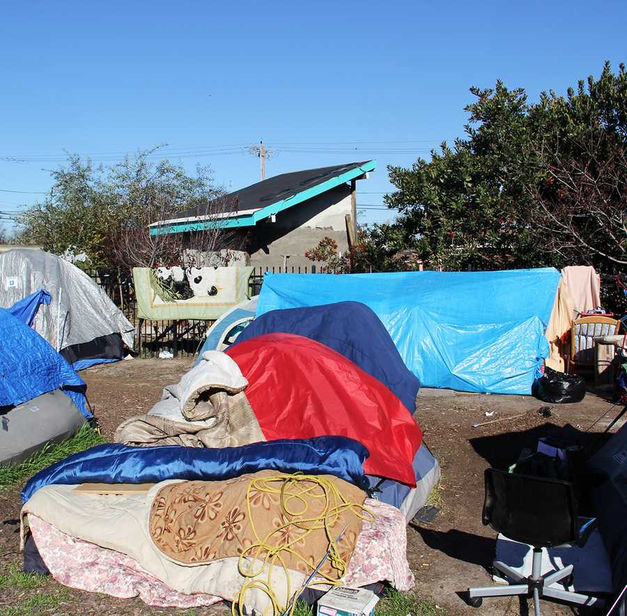 """While some Central Coast residents described the drug-plagued and blighted area as """"horrific,"""" others call it home."""
