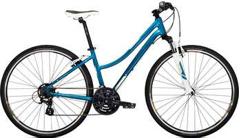 "Santa Cruz has had a spike in bicycle thefts this month.Deputy Police Chief Steve Clark said, ""While we have experienced a spike in bicycle thefts, we offer a bit of good news,"" Clark said. ""Five bicycle theft suspects (were) caught and arrested in the act during the last week."""