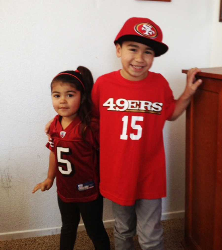 San Francisco 49ers fans on the Central Coast are pumped up for Sunday's Super Bowl.Upload your fan photos on ulocal by clicking here!