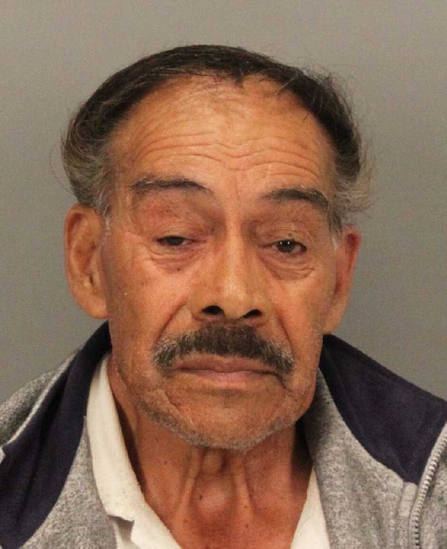 A Greyhound bus driver called 911 to report that a 70-year-old Salinas man inappropriately touched an 11-year-old girl on the bus. Maximiliano Aguirre sexually assaulted the girl while she was riding the bus with her family on Feb. 1, Santa Clara County Sheriff's Deputy Jose Cardoza said.The girl's family alerted the Greyhound bus driver about the assult and the driver pulled over on northbound Highway 101 near Bernal Road in San Jose at 5:45 a.m. The Greyhound bus was traveling from Los Angeles to San Jose.Aguirre was booked into the Santa Clara County Jail on charges of lewd acts against a person under 14-years-old and sexual battery.