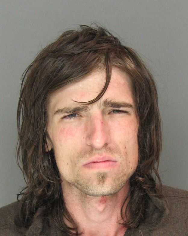 Richard Sasse escaped from jail and is wanted by the Santa Cruz Police Department.
