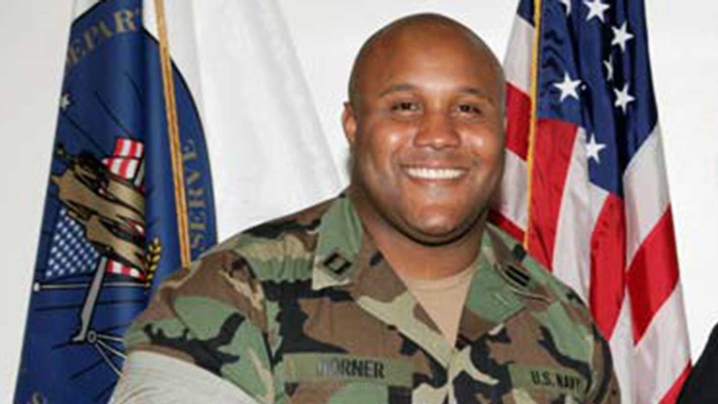 Christoper Jordan Dorner is on the run.