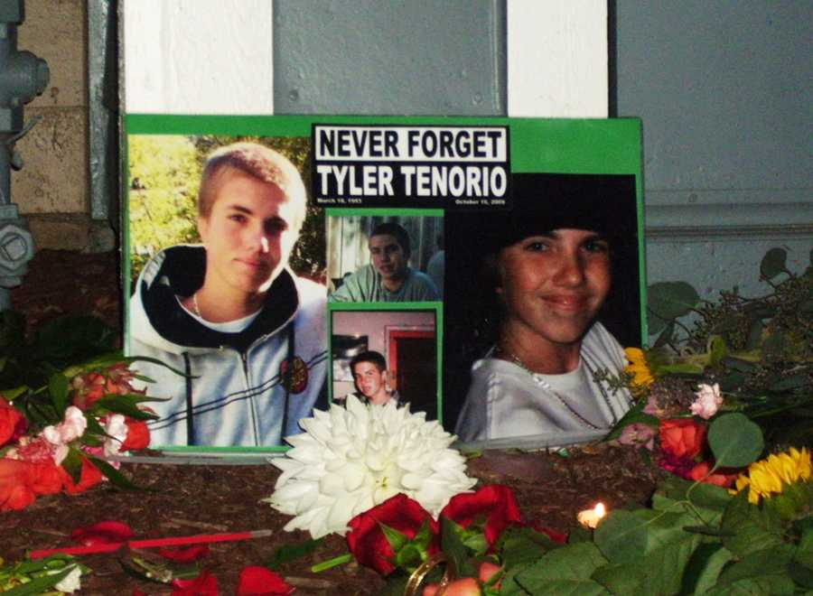 Tenorio was in a car with four friends when they stopped at a 7-Eleven store on Laurel Street near Chestnut Street on Oct. 16, 2009.
